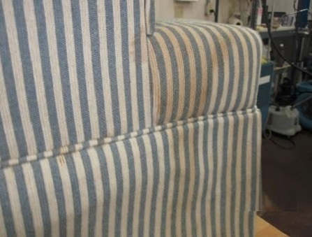Lowcountry Clean Care Jobs Gallery Upholstery Cleaning 1