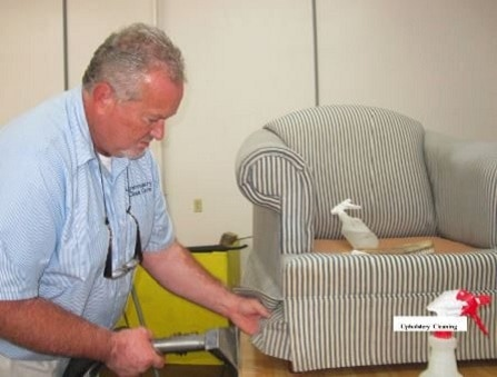Lowcountry Clean Care Jobs Gallery Upholstery Cleaning 2