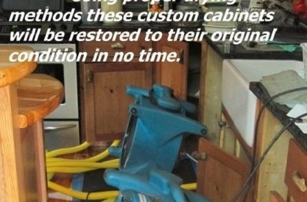 Lowcountry Clean Care Jobs Gallery Water Damage Restoration 1